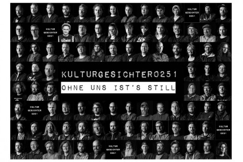 "Initiative ""Kulturgesichter0251"" in Münster online"