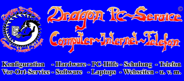 Dragon PC-Service